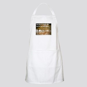 'Each Other' Apron