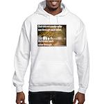 'Each Other' Hooded Sweatshirt
