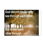 'Each Other' Postcards (Package of 8)
