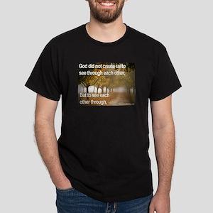 'Each Other' Dark T-Shirt