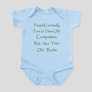 Book Collector Infant Bodysuit
