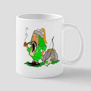 Khan of the Leprechauns Mug