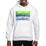 'Ripple' Hooded Sweatshirt