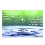'Ripple' Postcards (Package of 8)