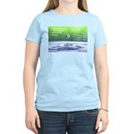 'Ripple' Women's Light T-Shirt
