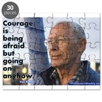 'Courage' Puzzle