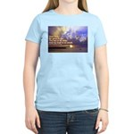 'The Sea Is So Wide' Women's Light T-Shirt