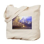 'The Sea Is So Wide' Tote Bag
