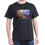 'The Sea Is So Wide' Dark T-Shirt