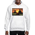 'A Friend' Hooded Sweatshirt