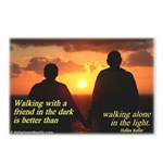 'A Friend' Postcards (Package of 8)
