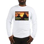 'A Friend' Long Sleeve T-Shirt