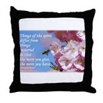 'Spirit' Throw Pillow