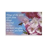 'Spirit' Rectangle Magnet (10 pack)