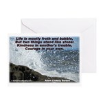 Kindness & Courage Greeting Card