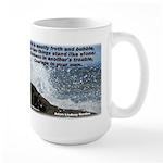 Kindness & Courage Large Mug