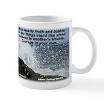 Kindness & Courage Mug