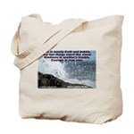 Kindness & Courage Tote Bag