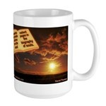 'Noble' Large Mug