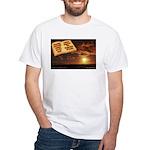 'Noble' White T-Shirt