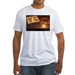 'Noble' Fitted T-Shirt