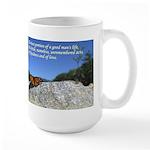 'Life' Large Mug