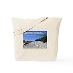 'Life' Tote Bag