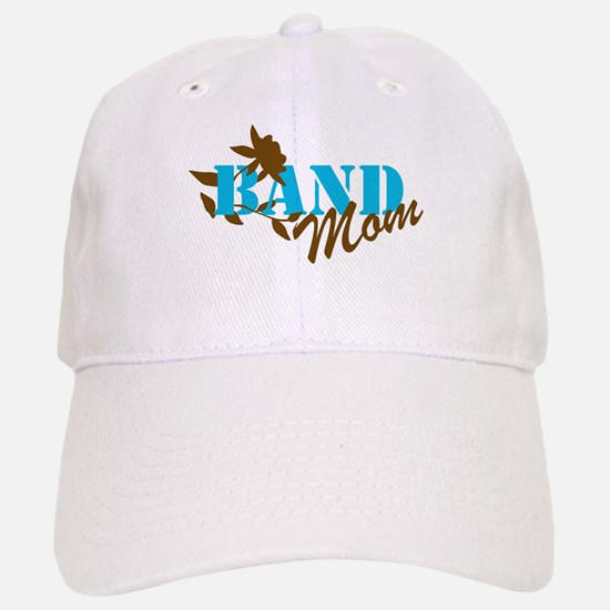 Band Mom Baseball Baseball Cap