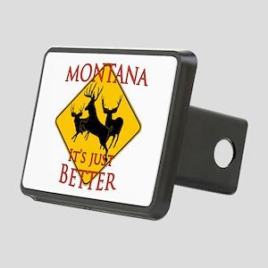 montana better 2 Rectangular Hitch Cover