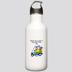 Electric Polo Stainless Water Bottle 1.0L