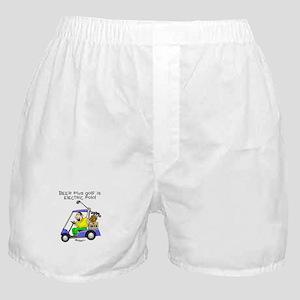 Electric Polo Boxer Shorts