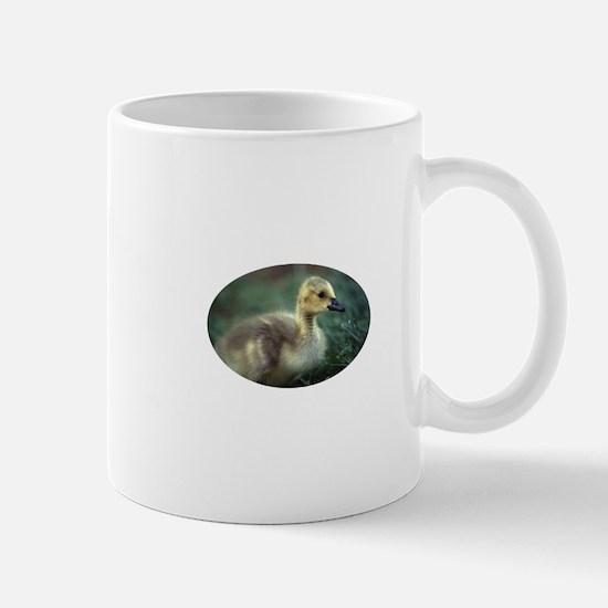 baby goose Mug