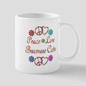 Burmese Cats Mug