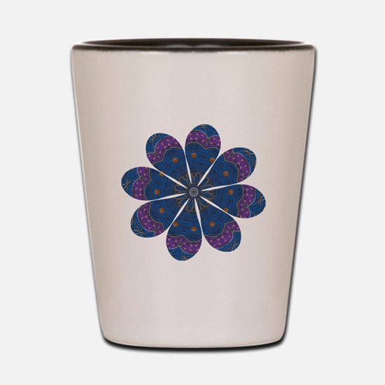 Flower Alchemy Shot Glass