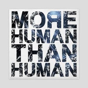 More Human Than Human Queen Duvet