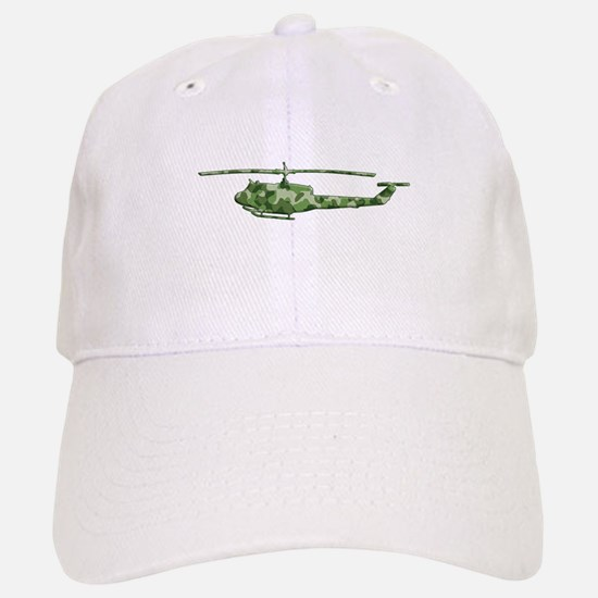 Huey Helicopter Cap