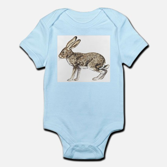 Jack Rabbit Infant Creeper