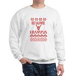 Krampus Ugly Sweater Sweatshirt