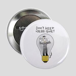 """Ideas 2.25"""" Button"""