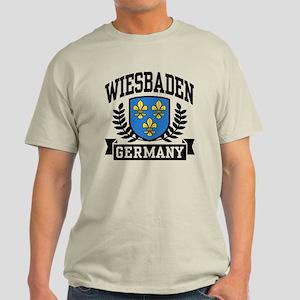 Wiesbaden Germany Light T-Shirt