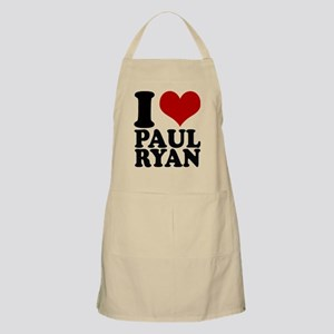 i heart Paul Ryan Apron