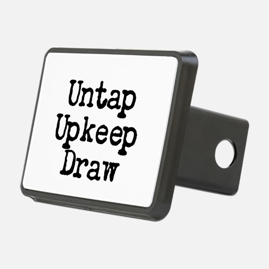 Untap, upkeep, draw Hitch Cover