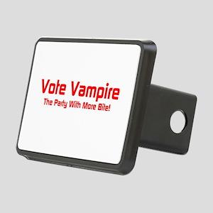 Vote Vampire Rectangular Hitch Cover