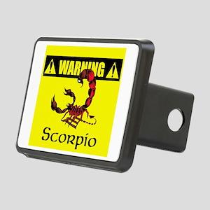 Warning: Scorpio Rectangular Hitch Cover