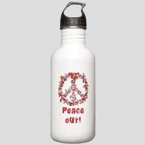 Attraction PeaceOut V Stainless Water Bottle 1.0L