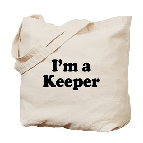 Keeper: Tote Bag
