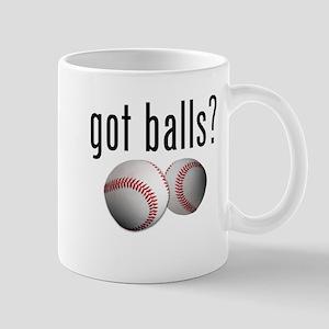 Got Balls? Baseball Mug