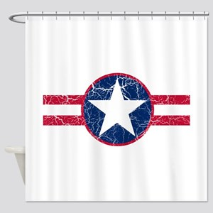 Liberia Roundel Shower Curtain