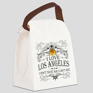 la-darks Canvas Lunch Bag