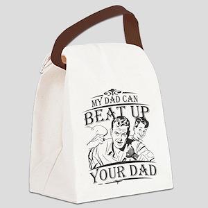 my-dad-darks Canvas Lunch Bag